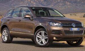 Моторное масло для двигателя Volkswagen Touareg
