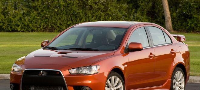 Моторное масло для двигателя Mitsubishi Lancer