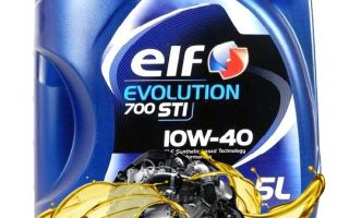 Преимущества моторного масла Elf evolution 700 sti 10w 40