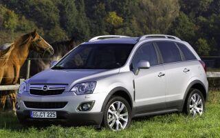 Масло для АКПП Opel Antara