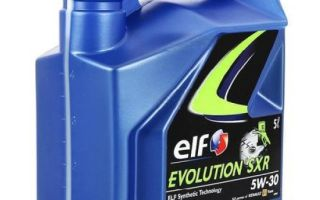 Elf evolution sxr 5w30: обзор, классификация, допуски, характеристики, отзывы