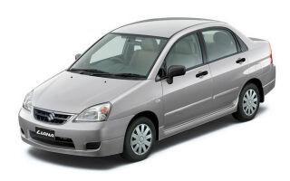 Моторное масло для двигателя Suzuki Liana