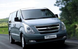 Моторное масло для двигателя Hyundai Grand Starex H1