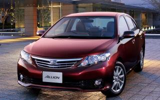 Моторное масло для двигателя Toyota Allion
