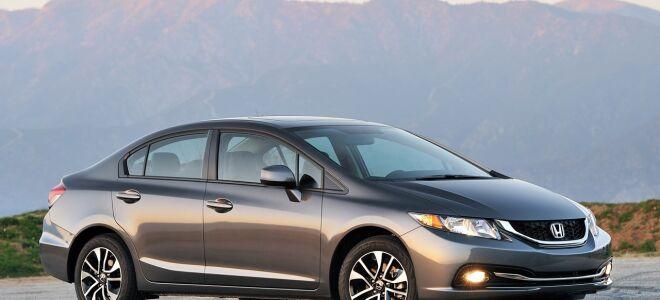 Моторное масло для двигателя Honda Civic 4D (седан) и 5D (хэтчбек)