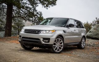 Моторное масло для двигателя Range Rover Sport