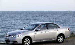 Моторное масло для двигателя Chevrolet Epica