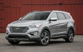 Масло для редуктора, раздатки и мостов Hyundai Santa Fe
