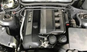 Моторное масло для двигателя BMW M54