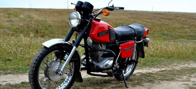 Моторное масло для мотоциклов ИЖ