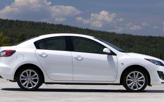 Моторное масло для двигателя Mazda 3 BL