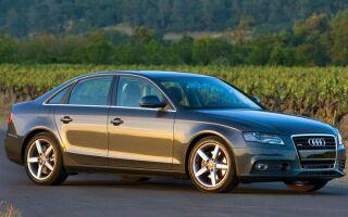 Моторное масло для двигателя Audi A4