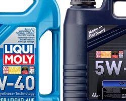 Чем отличается масло 5w40 от 10w40?