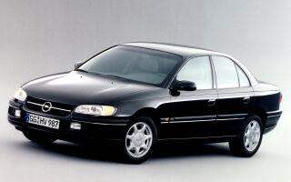Моторное масло для двигателя Opel Omega