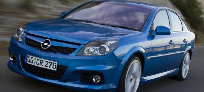 Моторное масло для двигателя Opel Vectra
