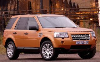 Моторное масло для двигателя Land Rover Freelander