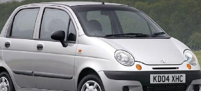 Моторное масло для двигателя Daewoo Matiz