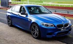 Моторное масло для двигателя BMW F10