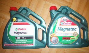 Castrol Magnatec 5w40 – синтетика для вашего автомобиля