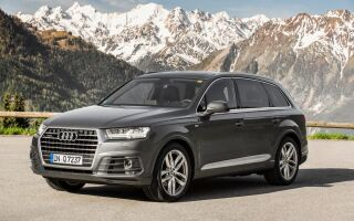 Моторное масло для двигателя Audi Q7
