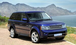 Моторное масло для двигателя Range Rover