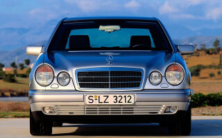 Моторное масло для двигателя Mercedes-Benz W210