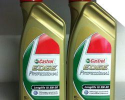 Castrol Edge 5w30 – масло для профессионалов