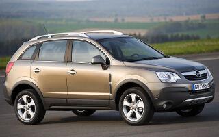 Моторное масло для двигателя Opel Antara