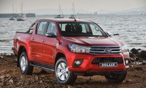 Моторное масло для двигателя Toyota Hilux