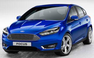 Масло для АКПП Ford Focus