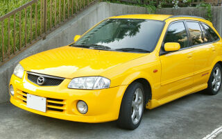 Масло для АКПП Mazda Familia