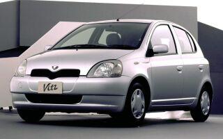 Масло для АКПП Toyota Vitz
