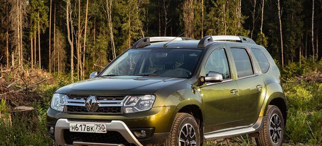 Масло для АКПП Renault Duster