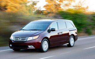 Моторное масло для двигателя Honda Odyssey