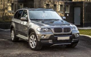 Моторное масло для двигателя BMW X5 E70