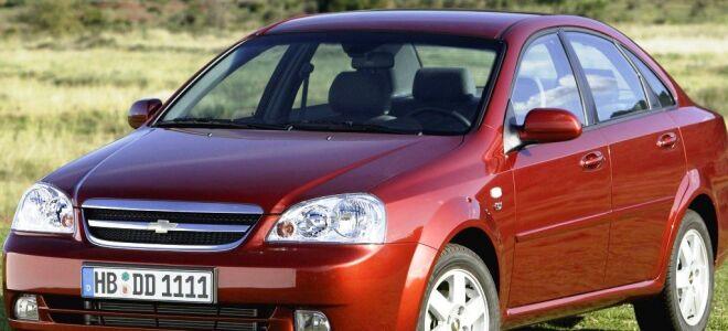 Моторное масло для двигателя Chevrolet Lacetti