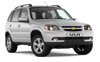 Масло в раздатке, редукторе и мостах Chevrolet Niva