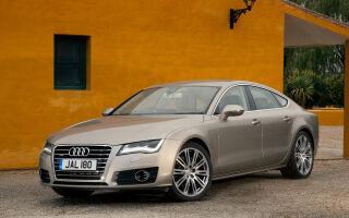 Моторное масло для двигателя Audi A7