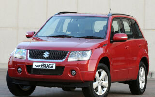 Моторное масло для двигателя Suzuki Grand Vitara