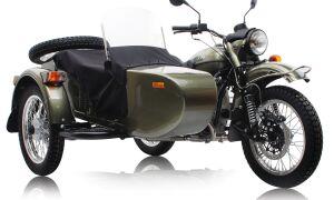 Моторное масло для мотоцикла Урал