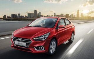 Моторное масло для двигателя Hyundai Solaris