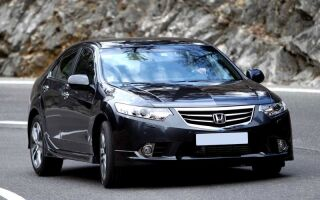 Моторное масло для двигателя Honda Accord