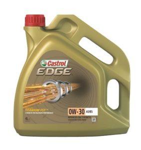 Канистра масла Castrol Edge серии 0w30