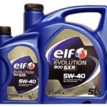 Elf 5w40 – современное масло для двигателя автомобиля