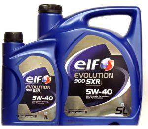 Моторное масло Elf 5w40