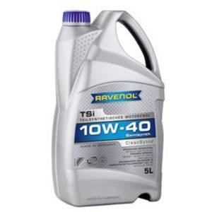 Полусинтетическое масло 10w40