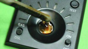 Проверка качества моторного масла