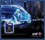 Французское моторное elf масло